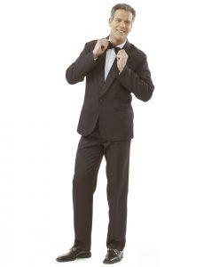 giacca scialle nero