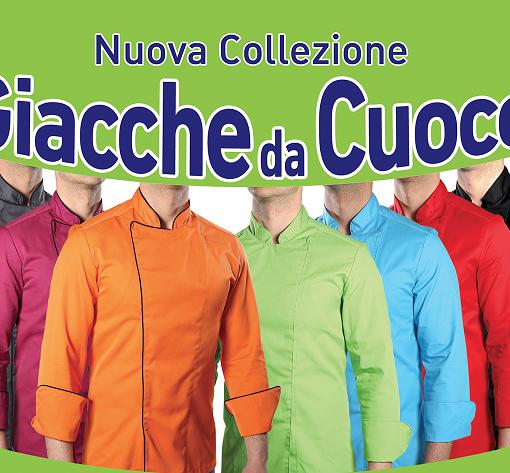 giacche cuoco made in campania