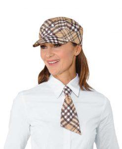 Cravatta tartan 415