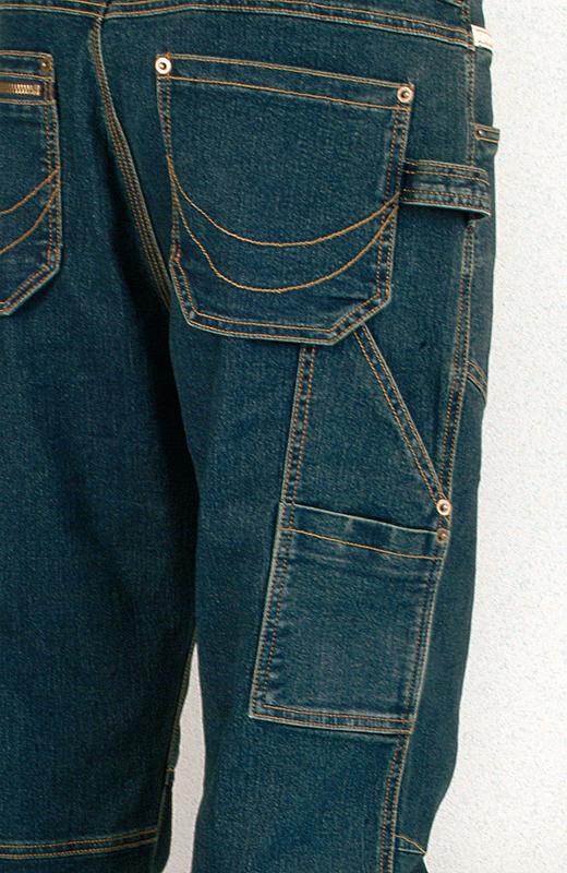 9a174348543d Pantalone Jeans Cofra Barcelona - Capece Abiti da Lavoro