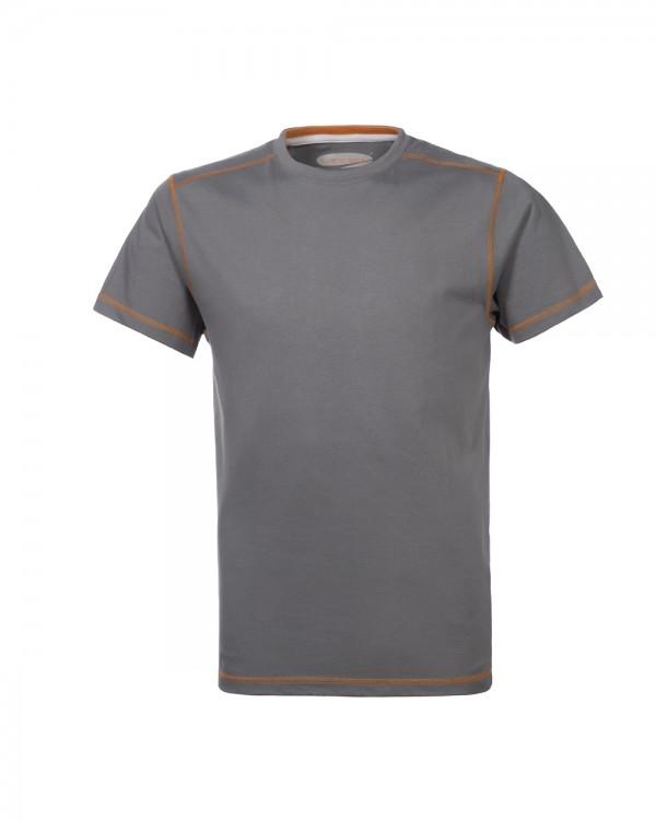 t-shirt lazy grigia