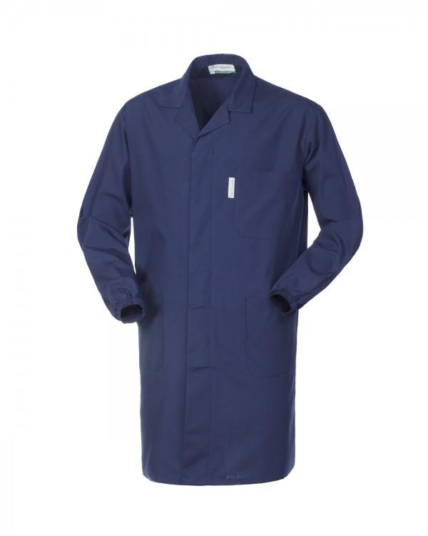 camice uomo blu