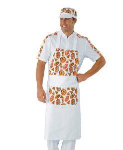 grembiule daytona pizza
