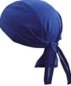 bandana myrtele blu