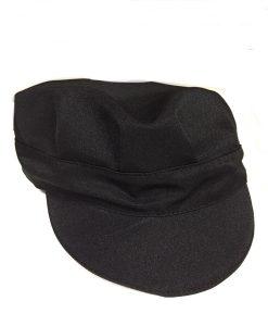 cappello nero tommy