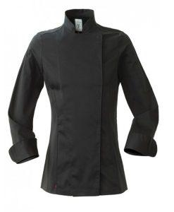 giacca donna nera