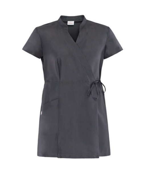 kimono grigio