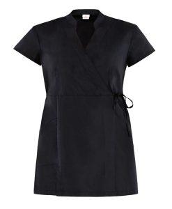 kimono nero