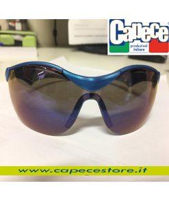 occhiali blu