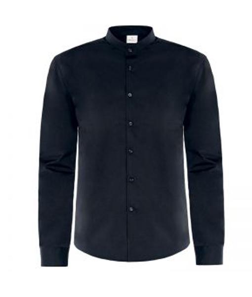 camicia novak nera 1
