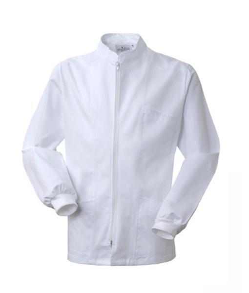 casacca unisex bianca